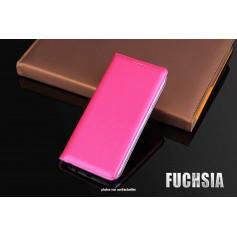 Housse Etui Flip Cover FUCHSIA Pour Apple iPhone 7