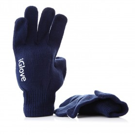 Gants Tactile iGlove Noir iPhone Galaxy HTC Smartphone Tablette