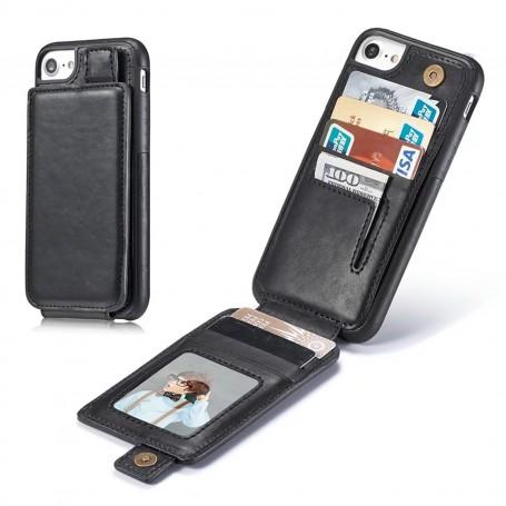 iphone 8 coque portefeuille