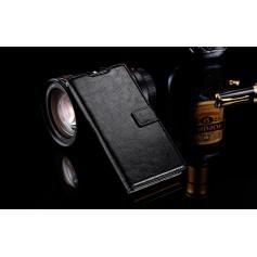"""Housse Etui Simili Cuir pour Sony Xperia Z3 """"Noir"""""""