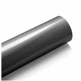30x120 cm 5D Fibre de Carbone Vinyle Adhésifs Autocollant Stickers Voiture Décorations