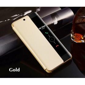 Etui à rabat DORE Huawei P20 PRO Smart Flip Cover Clear View