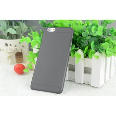 iphone 6 Housse Etui Noir Extra Fin 0,2 mm