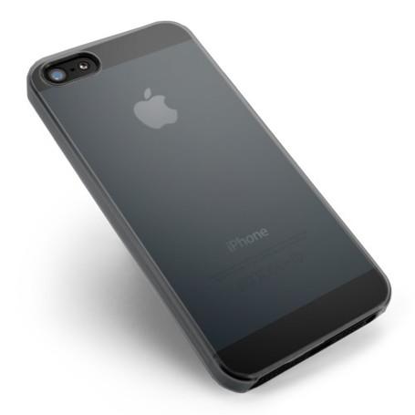 Apple Iphone 4s Housse Étui Gris Extra Fin 0,3 mm (A1387)