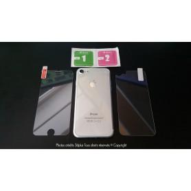 Vitre de Protection Verre en Trempé 2x Avant et 2x Arrière Pour iPhone SE 2020