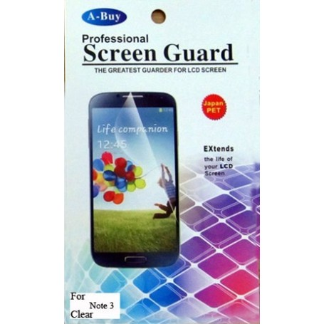 2X Film Protection HD Samsung Galaxy Note 3