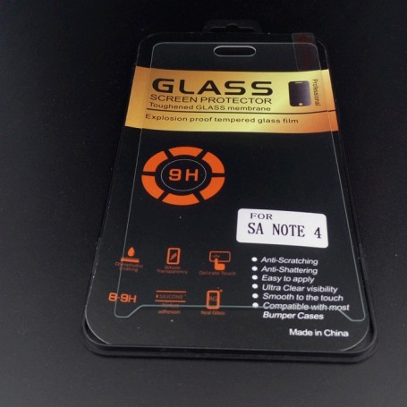 Samsung Galaxy Note 4 SM910F Film Protection Verre trempé