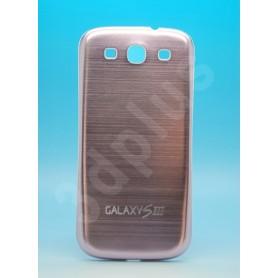 Batterie Cache Alu Brossé Rosé Samsung Galaxy S3