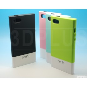 Etui iFace hybird Iphone 5 - 5S Vert