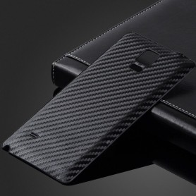 Batterie Cache Fibre Carbone Samsung Galaxy Note 4 SM-N910F