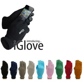 Gants Tactile iGlove iPhone Galaxy HTC Smartphone Tablette