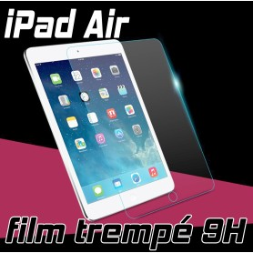 Film de protection Ecran Verre Trempé renforcé Apple iPad Air Film tempered ipad air 4g