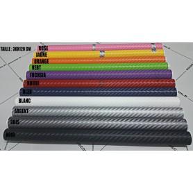 30x120 cm Noir 3D Fibre de Carbone Vinyle Adhésifs Autocollant Stickers Voiture Décorations