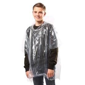 Poncho de pluie en plastique pour l'enfant Marque The JB Range